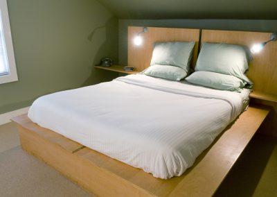 photo of Maison Mango green bedroom 2